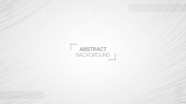 Minimalistische abstracte witte achtergrond