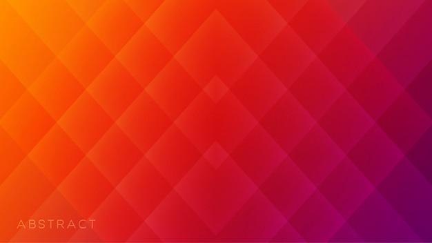 Minimalistische rechthoekige achtergrond met verloop