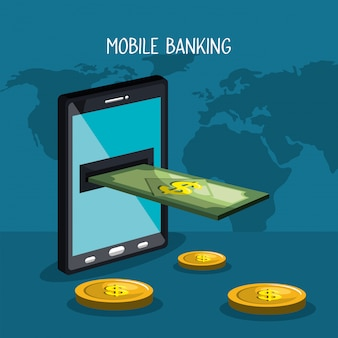 Mobiel bankieren