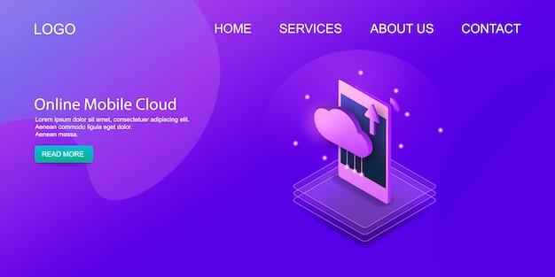 Mobiele cloudopslag