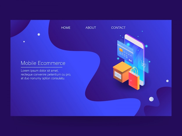 Mobiele e-commerce