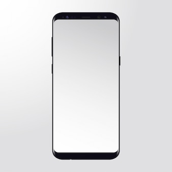 Mobiele iphone-sjabloon
