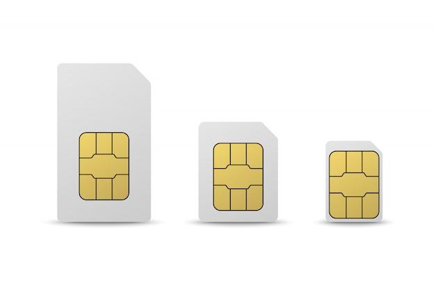 Mobiele simkaart