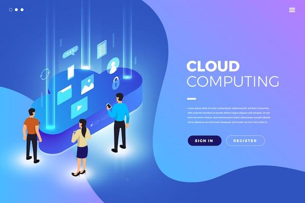 Mocksite website cloud computing