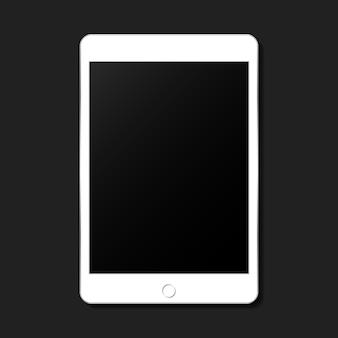 Mockup voor digitaal apparaat