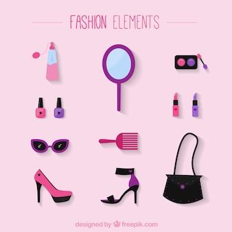 Mode-elementen