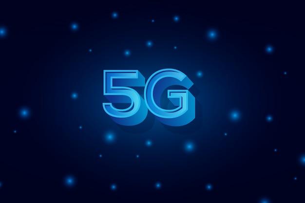 Modern 5g-symbool