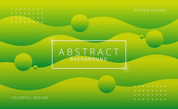 Modern abstract golvend ontwerp als achtergrond