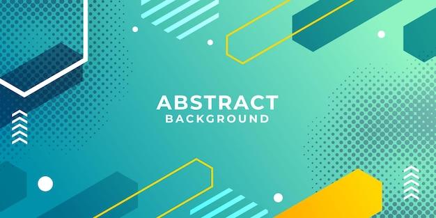 Modern creatief decoratief abstract ontwerp als achtergrond