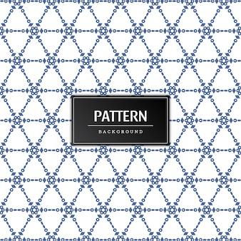 Modern elegant naadloos patroon