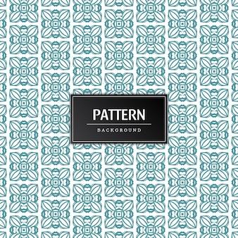 Modern elegant patroon