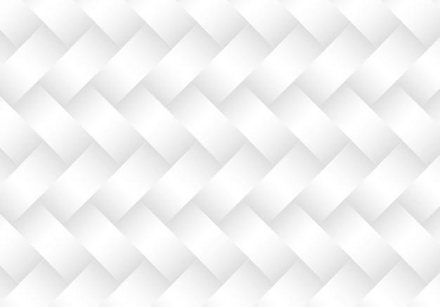 Modern grijs geometrisch patroonontwerp