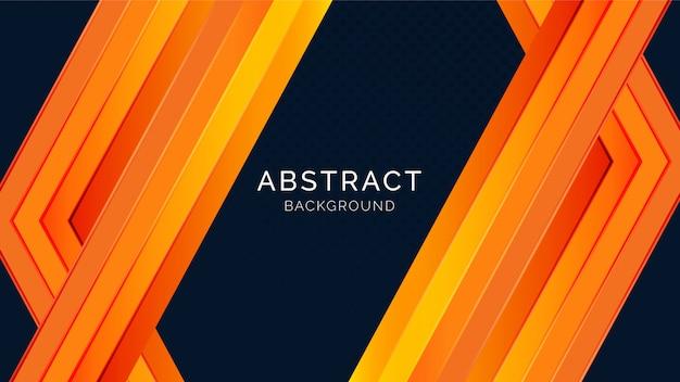 Modern kleurrijk gradiënt abstract ontwerp als achtergrond