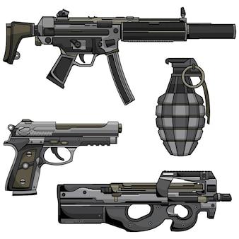 Modern machinegeweer