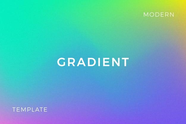 Modern veelkleurig dynamisch korrelig verloop met titel