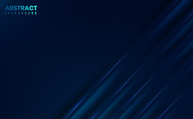 Moderne 3d donkere abstracte glanzende achtergrond