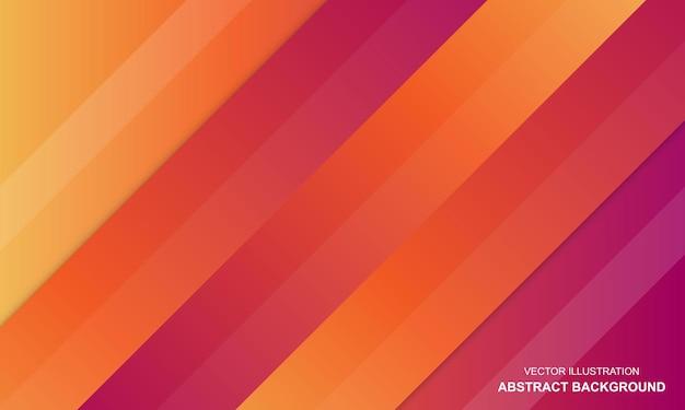 Moderne abstracte achtergrond kleurrijke verlopen
