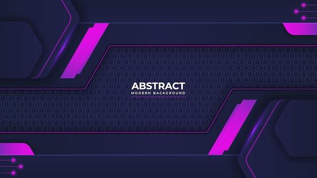Moderne abstracte achtergrond met donkere en roze kleurencombinatie