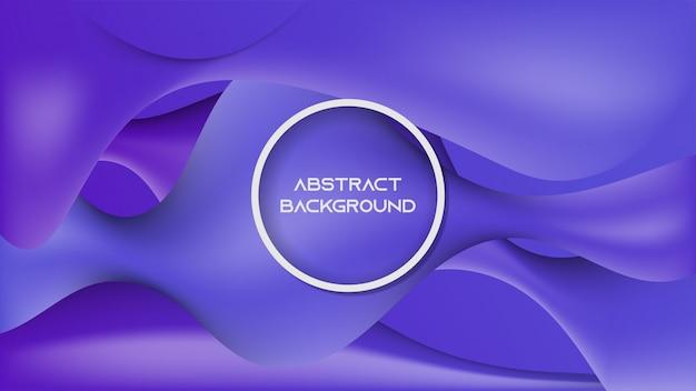 Moderne abstracte achtergrond met kleurovergang