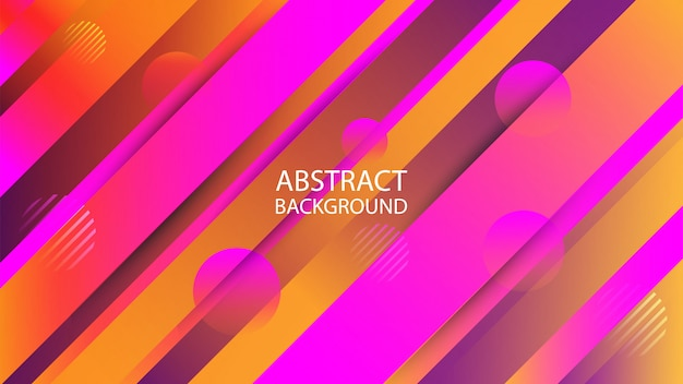 Moderne abstracte achtergrond met kleurrijke gradiënt