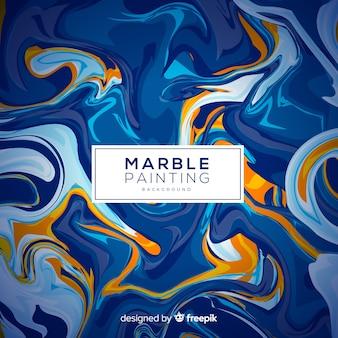 Moderne abstracte achtergrond met marmeren textuur