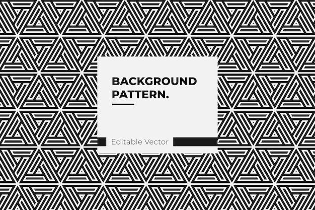 Moderne abstracte achtergrond, naadloos patroon.