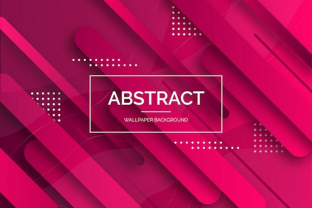 Moderne abstracte behangachtergrond