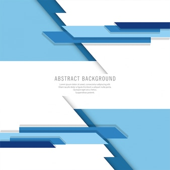 Moderne abstracte blauwe technologieachtergrond