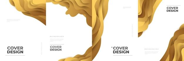 Moderne abstracte dekking ontwerpsjabloon met kleurrijke vloeistof en vloeibare vormen. vloeibaar achtergrondontwerp voor voorpagina, thema, brochure, banner, omslag, boekje, print, flyer, boek, kaart of reclame