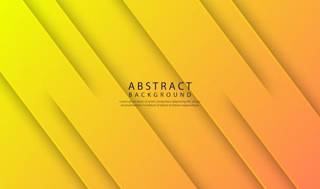 Moderne abstracte geometrische achtergrond met dynamisch verloop