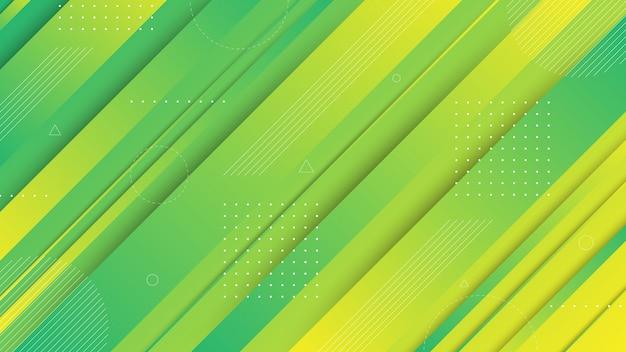 Moderne abstracte grafische elementen. abstracte gradiëntbanners met stromende vloeibare vormen en diagonale lijnen. sjablonen voor bestemmingspagina-ontwerp of website-achtergrond.