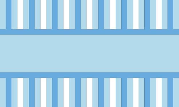 Moderne abstracte strepen blauwe en witte achtergrond
