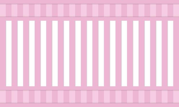 Moderne abstracte strepen roze en witte achtergrond