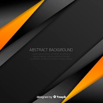 Moderne achtergrond in abstracte stijl