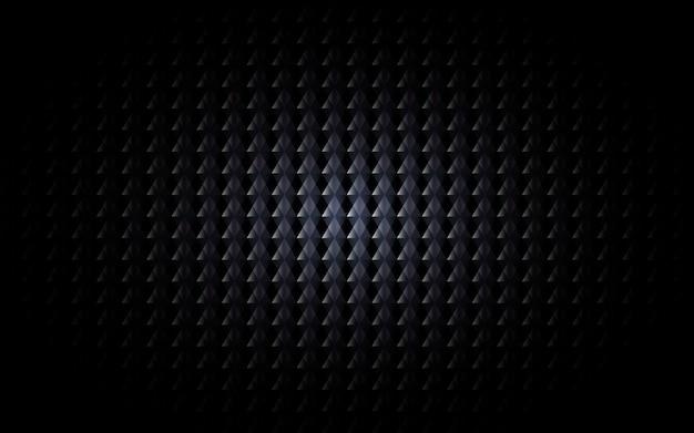 Moderne achtergrond met abstract patroon en staaleffect