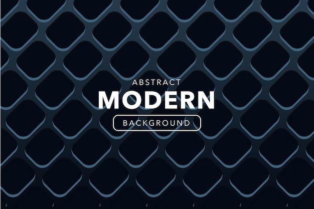 Moderne achtergrond met abstracte vormen