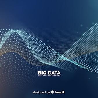 Moderne big data-achtergrond