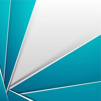 Moderne blauwe achtergrond