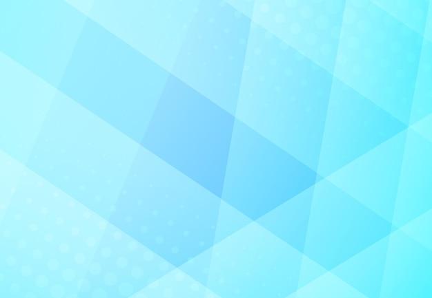 Moderne blauwe luxe abstracte achtergrond met 3d gelaagde textuur voor website, visitekaartje ontwerp. vector illustratie