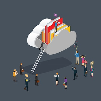 Moderne cloud computing