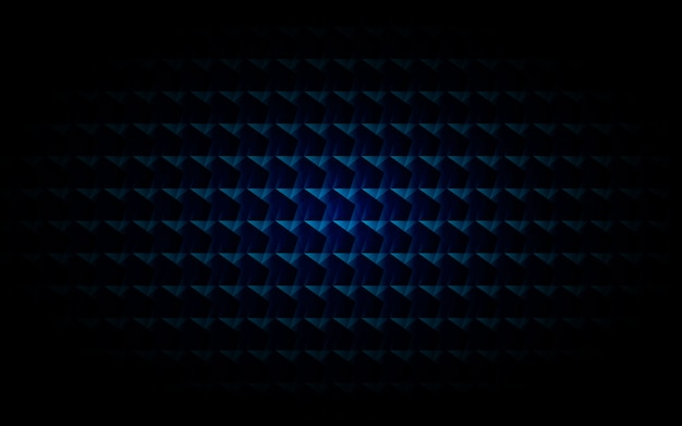 Moderne donkerblauwe achtergrond met abstract patroon
