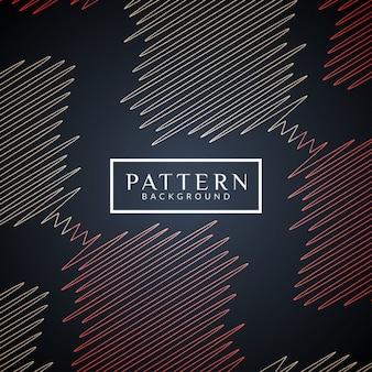 Moderne elegante patroon achtergrond
