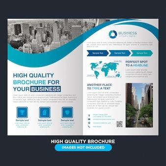 Moderne en professionele brochure voor bedrijven