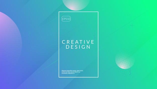 Moderne folder. spectrum geometrie. neonvorm. roze heldere banner. platte bestemmingspagina. stroom vloeibare poster. vloeibaar concept. memphis-frame. lila moderne flyer