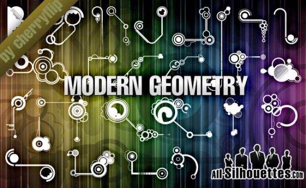 Moderne geometrie