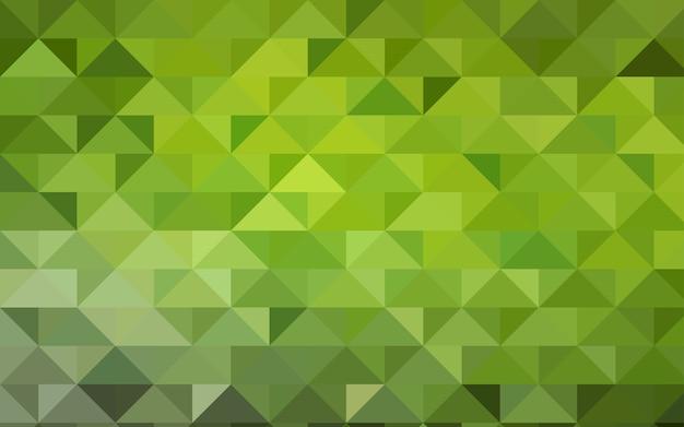 Moderne geometrische abstracte illustratie