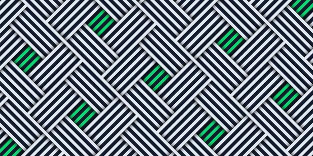Moderne geometrische patroonachtergrond