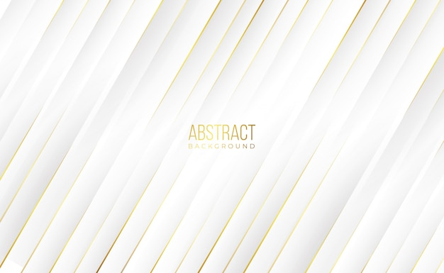Moderne gouden abstracte achtergrond