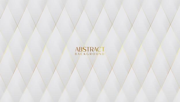 Moderne gouden en grijze abstracte achtergrond