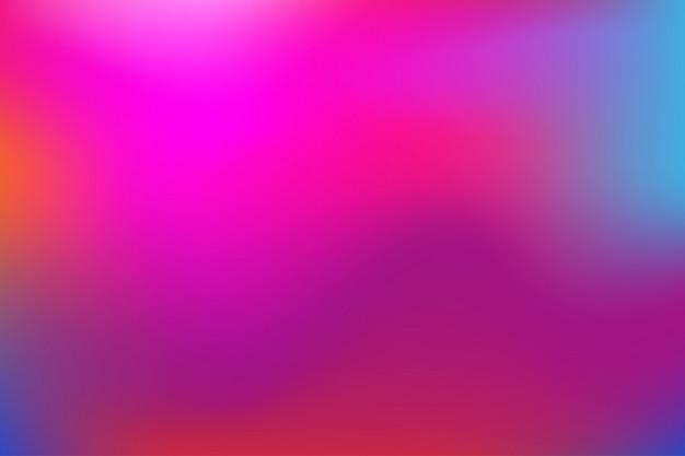 Moderne gradiënt regenboog achtergrond